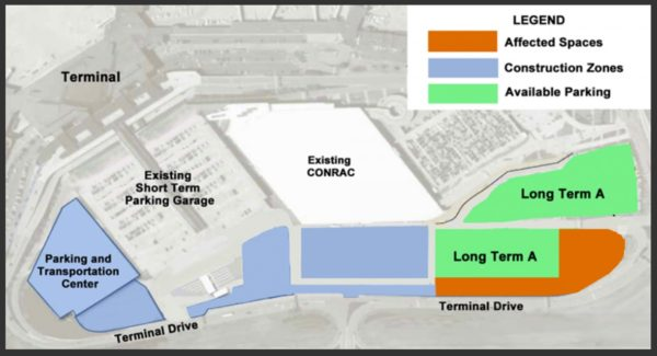 Parking Advisory For Long Term A Bna Vision